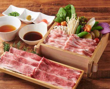 ◆蒸籠(せいろ)蒸し<br /> 極み素材を楽しむとっておきの贅沢料理。宮崎牛、ぶどう豚、宮崎野菜をご堪能いただけます。